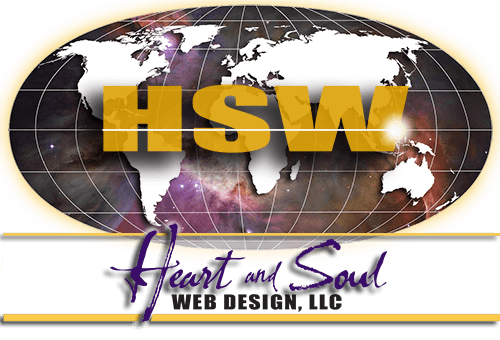 Wordpress Website Design by Heart and Soul Web Design